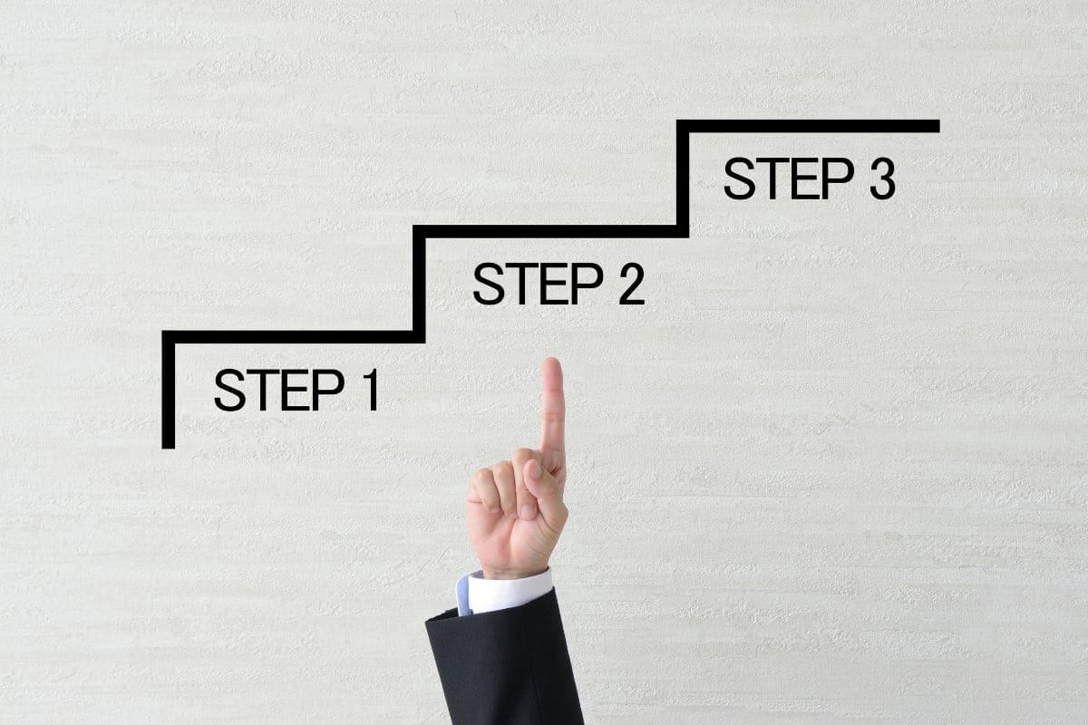 バイナリーオプションを独学で攻略するために必要な3ステップ