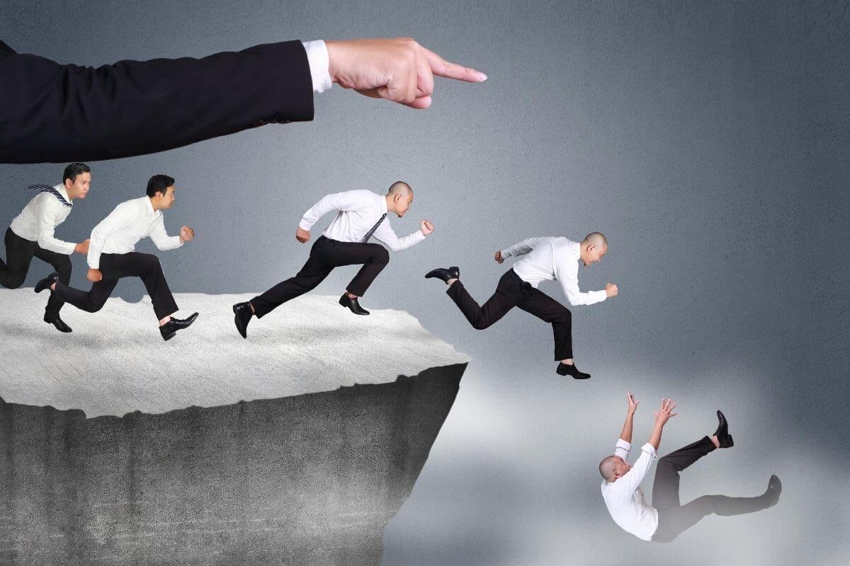 バイナリーオプションの資金管理の間違った方法